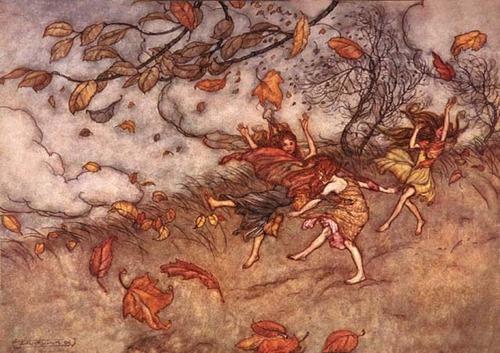 arthur-rackham-joy-of-a-fallen-leaf