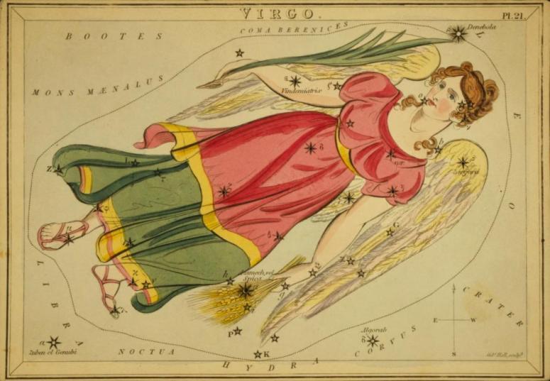constellation-virgo