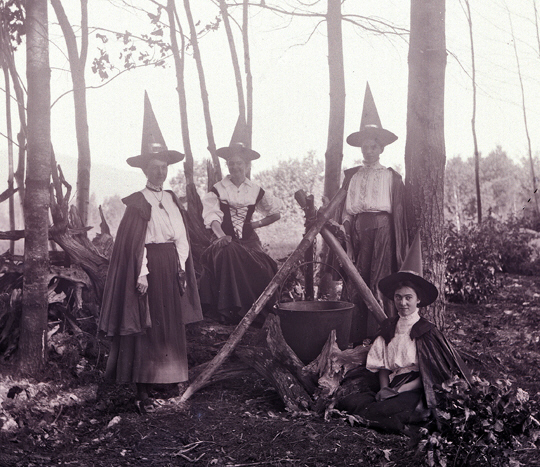 woodland-witches